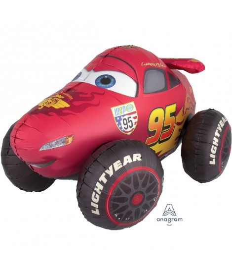 Globo Air Walker Cars 3