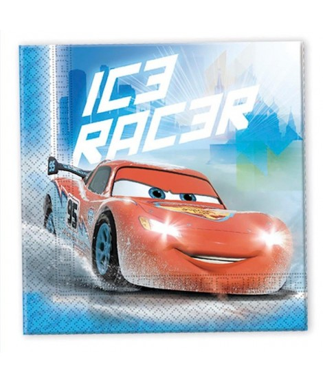 Servilletas Cars 20 Uds