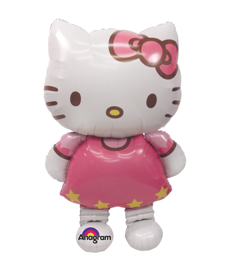 Globo Airwalker Hello Kitty