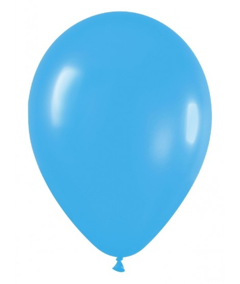 Globos Azul Fashion R12 50 Uds