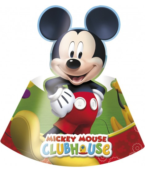 Sombreros Mickey Playful 6 Uds