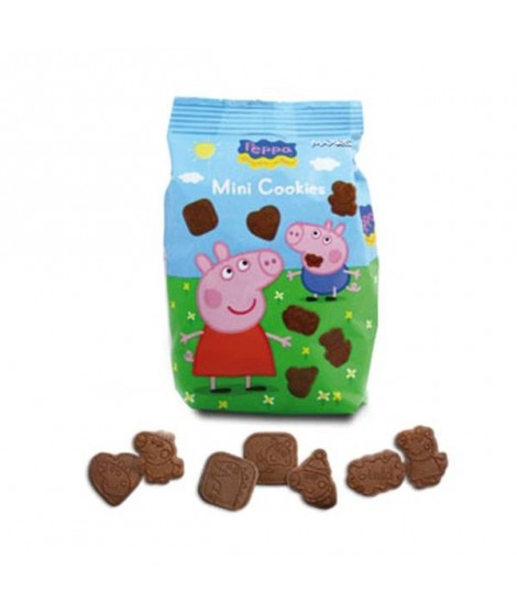 Peppa Pig Mini Cookies